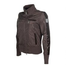 CAVALLINO MARINO SEQUIN  MOCHA  STYLE LADIES JACKET RRP £114.95 SALE